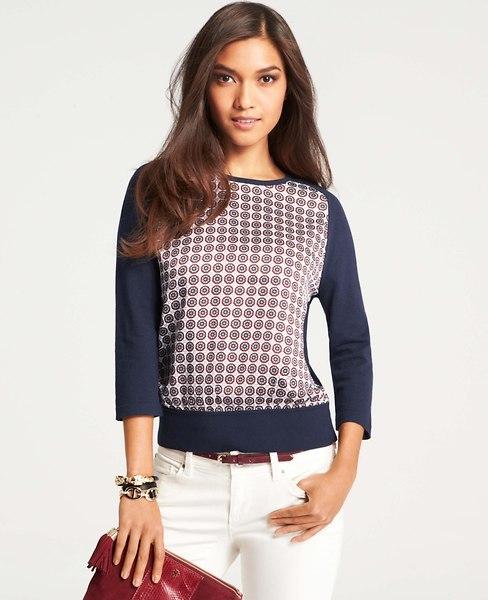 Ann Taylor Studio Sweater