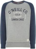 O'Neill Men's Pch santa crew sweatshirt