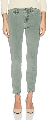 Jag Jeans Women's Mera Skinny Ankle Pant in Refined Corduroy