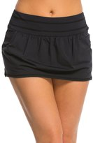 Anne Cole Women's Core Solid Swim Skirt 8137390