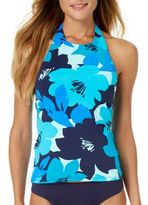 Anne Cole Bloom Floral Printed Tankini
