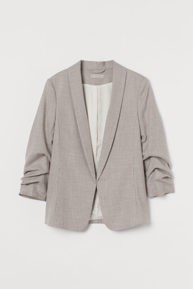 H&M Shawl collar jacket