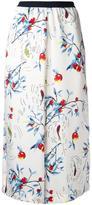 Antonio Marras wide leg trousers - women - Polyester/Viscose - 0