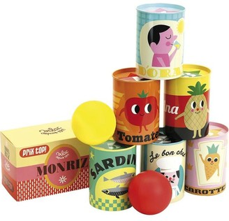 Vilac Set of Decorated Kitchen Cans