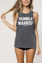 Spiritual Gangster Humble Warrior Tank