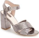 Topshop Radiant Metallic Sandal (Women)