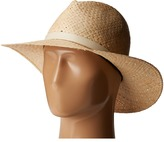 Rag & Bone Raffia Wide Brim Hat Traditional Hats