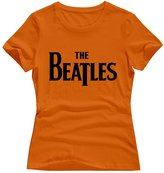 VAVD Women's The Beatles Roundneck T-shirt Size M
