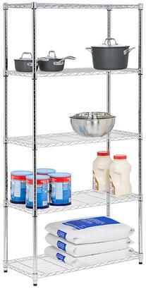 Honey-Can-Do 5-Tier Storage Shelves