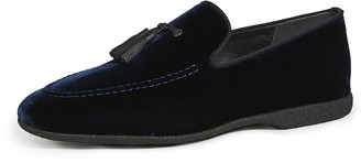 Paul Stuart Hope Tassel Slip On Loafers