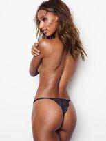 Very Sexy Lace & Mesh Brazilian Thong Panty