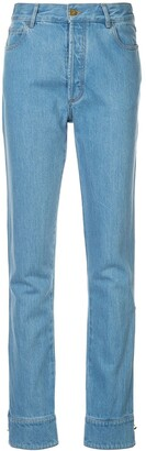 Marques Almeida Classic Slim-Fit Jeans