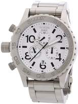 Nixon Men's A037-100 Stainless-Steel Analog Dial Watch