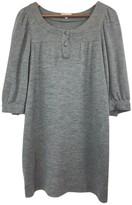 Vince Grey Wool Dress for Women
