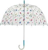 Cath Kidston Lulworth Flowers Ombre Birdcage Umbrella