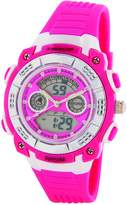 Dunlop DUN-244-L55 - Women's Watch, plastica, color: rosa