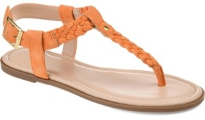 Journee Collection Women's Genevive Sandals Women's Shoes
