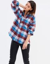 IRO Tahia Chemise Shirt