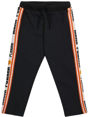 Mini Rodini Moscow cotton trackpants