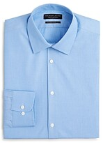 Bloomingdale's The Men's Store At The Men's Store at End-on-End Solid Dress Shirt - Regular Fit - 100% Exclusive