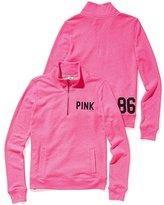 Victoria's Secret PINK Half-zip Pullover