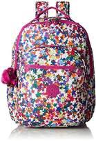 Kipling Seoul L Solid Laptop Backpack
