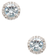 Rina Limor Fine Jewelry Halo Stud Earrings