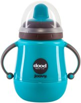 Joovy Dood Sippy Cup Plus Insulator - Turquoise - 7 oz