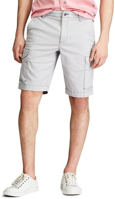 Chaps Big & Tall Classic-Fit Stretch Cargo Shorts