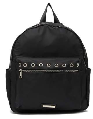 Madden-Girl Eyelet Nylon Backpack
