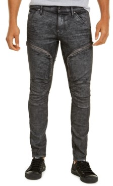 G Star Men's Air Defence Skinny Jeans, Created for Macy's