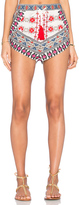 Rococo Sand Embroidered Short