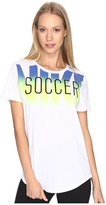 Nike Dry Soccer Graphic T-Shirt Women's T Shirt