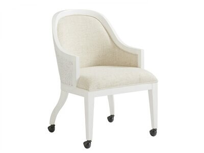 Dining Chairs With Casters The, Fabric Dining Room Chairs With Casters