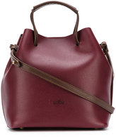 Hogan classic crossbody tote - women - Leather - One Size