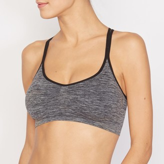 La Redoute Collections Removable Padded Sports Bra