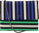 Lanvin Mini Stripe Sugar Bag