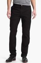 AG Jeans Slim Straight Leg Chinos
