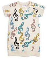 Mini Rodini Clef Sweatshirt Dress