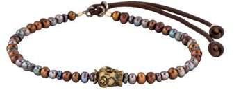 95835287a Skull Charm Bracelet - ShopStyle