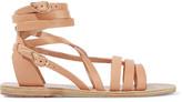 Ancient Greek Sandals Satira Leather Sandals - IT35