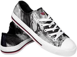 Women's Arizona Cardinals Tie-Dye Canvas Shoe