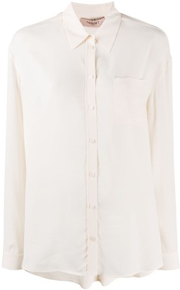 Twin-Set Crepe Shirt