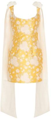 Markarian Celestia Floral Mini Dress