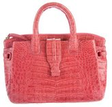 Nancy Gonzalez Crocodile New Cristina Bag