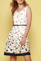 Yumi Buttercup Spot Dress