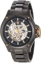 Andrew Marc Men's A21607TP 3 Hand Automatic Watch