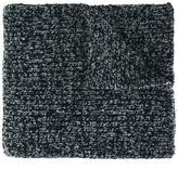 Joseph Waffle-knit scarf