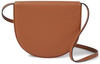 Loewe Heel Mini leather crossbody bag