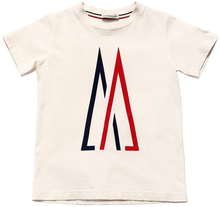 2e3d3135b Logo Print Cotton Jersey T-Shirt